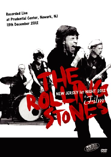 ROLLING STONES - New Jersey First Night 2012 Film