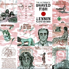 JOHN LENNON(ジョンレノン)THE ALTERNATE SHAVED FISH
