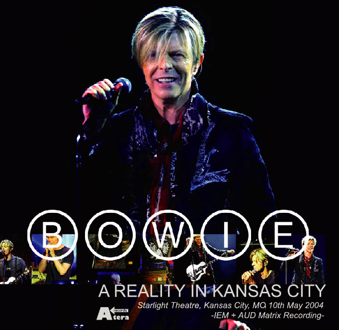 DAVID BOWIE(デヴィッドボウイ)A Reality In Kansas City